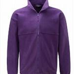 Purple Polar Fleece