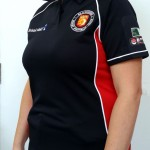 Lady fit polo shirt