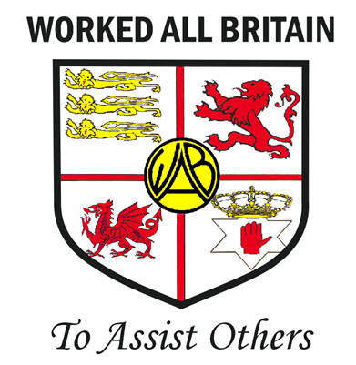Worked all Britain logo