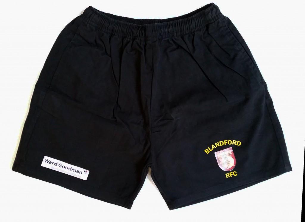 BRFC shorts jnr