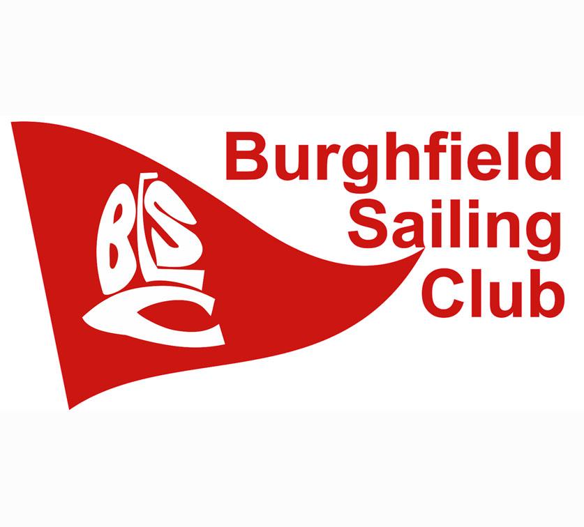 Logo of the Burghfield Sailing Club